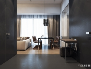 Yodezeen Design--residence in baku