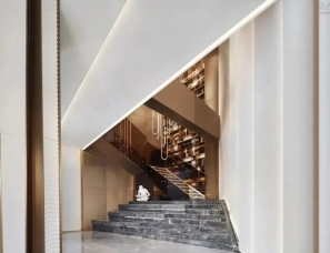 柏舍设计JSC--长沙伊景寓营销中心