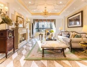 香港IN HOUSE设计--济南荣盛·华府