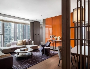 AFSO傅厚民设计--香港瑞吉酒店实景与方案PPT[最全版]