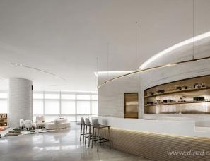 集艾设计+布鲁盟设计--三亚金茂湾南山生活馆