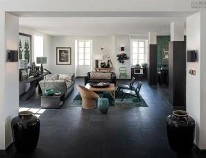 Kate Hume设计--Manoir法国乡间别墅