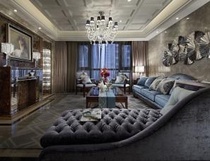 深圳汉筑设计--西安振业地产二期1#B1-1楼样板房