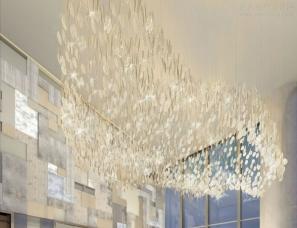 伦敦优雅大器的酒店软装设计