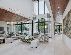 YoDezeen设计--Fort Lauderdale House