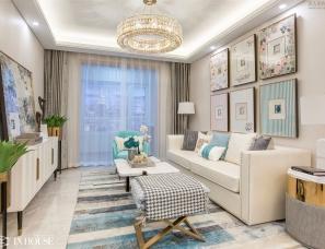 香港IN HOUSE装饰设计--固安中南·熙悦样板间