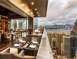香港陈德坚设计--Penthouse餐厅