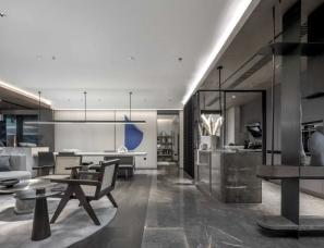 唐忠汉设计 | 武汉万达·御湖汉印豪宅样板间