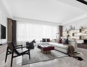 赛拉维设计--首创·禧悦翠庭127样板房