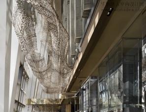 季裕棠tony chi--上海环球金融中心柏悦酒店91-93F餐厅