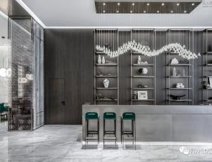 HWCD设计--杭州东原•九章赋售楼中心