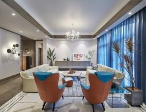 黄文彬设计--安徽合肥绿城玫瑰园私宅
