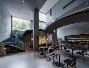 行之建筑设计--桥酒店 NEOBRIDGE