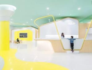 何宗宪设计--深圳美艺天儿童学习中心