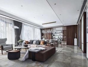 深圳太谷设计--融创.星耀五洲253别墅