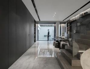 九度设计--沈阳远洋公馆300㎡私宅