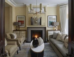 Helen Green设计--Grand house chelsea