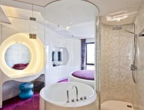 Dariel Studio设计---上海老西门新苑时尚公寓