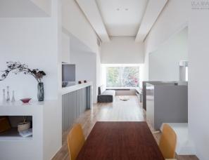 FORM/Kouichi Kimura Architects--FRAME住宅
