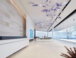 共生形态--广州东湾体验中心