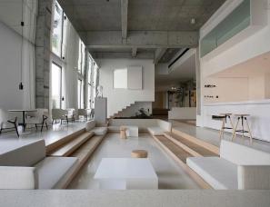ESD竤文空间设计--福州凯佳.江南里售楼处