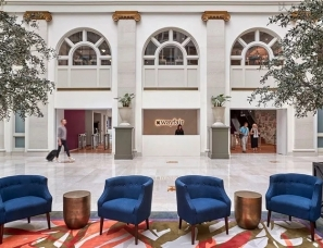 IA Interior Architects--美国家居电商巨头Wayfair波士顿总部改造