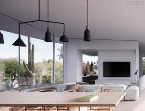 Chen Suchart Studio设计--天堂谷6130 Residence