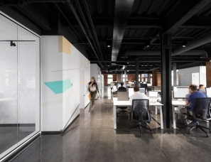 ACDF Architecture--蒙特利尔Lightspeed总部大楼
