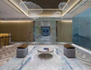 南京肆境设计--杭州星澜里高格办公室