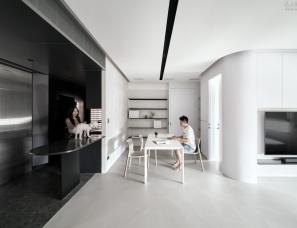巨程空间设计--简约纯粹的设计,超有范!