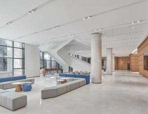 柏舍设计--广州元知商学院