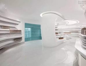 广州道胜设计--PINKAH新力展厅