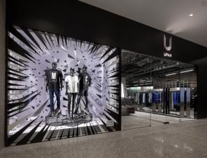 朱志康空间规划--深圳UPAR运动品牌跑站旗舰店