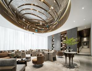 中建南方设计--深圳 · 独树阳光里营销中心