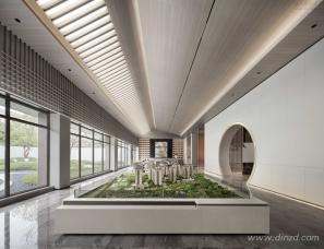 DAS大森设计--长沙阳光城 · 翡丽公园营销中心