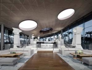大易国际邱春瑞--莲邦广场艺术中心设计