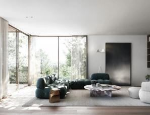 Mim Design新作--光与空间的无缝衔接
