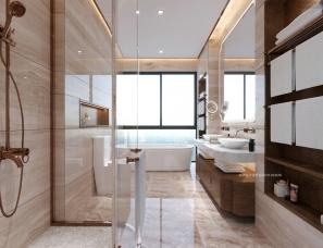 新中式别墅设计丨如伊视觉(4)