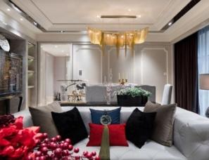邱德光设计--上海保利·翡丽甲第180户