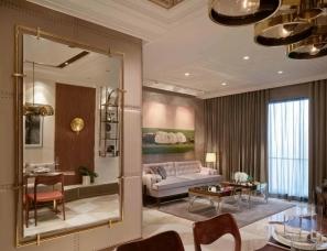 香港Joyce Wang设计-- Seymour Residence