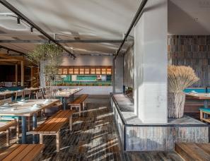 屋里门外设计--0776食堂