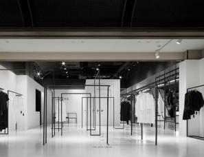 工一设计--DLEET蘇州誠品店