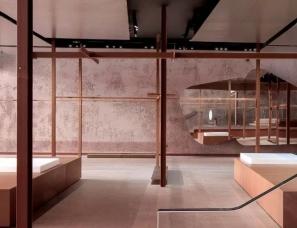 东仓建设--UR 伦敦旗舰店,中国品牌全球商业里程碑