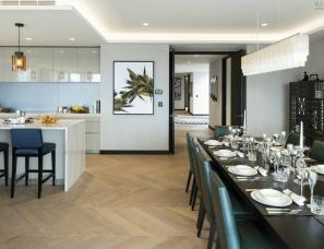 伦敦TG Studio设计--折衷主义奢华的住宅案例合集