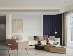 深零设计--绝佳配色+隐形设计 四室两厅