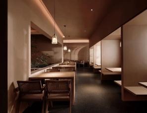 设谷设计谢银秋--古食初味餐厅