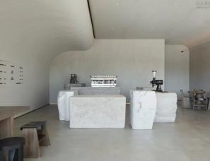 VSHD设计--Orijins 咖啡厅