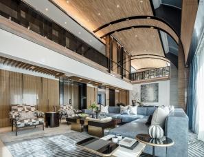 ULD家居设计--观心观世界,北京500m²私宅