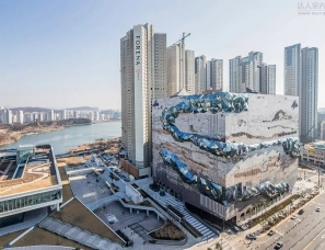 OMA设计--韩国Galleria百货公司大楼