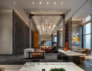 CCD香港郑中设计--成都领地希尔顿嘉悦里酒店